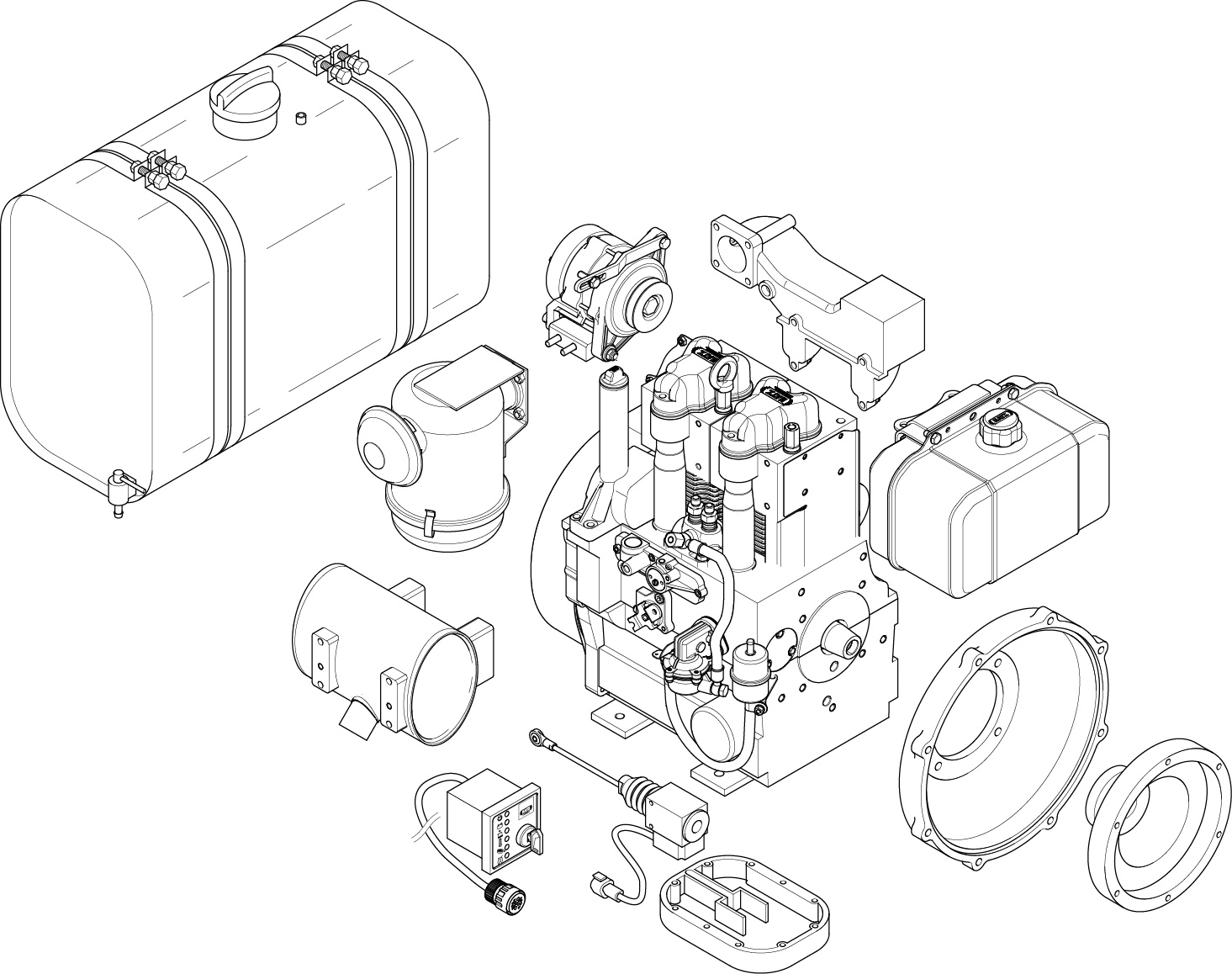 hatz diesel engine wiring diagram